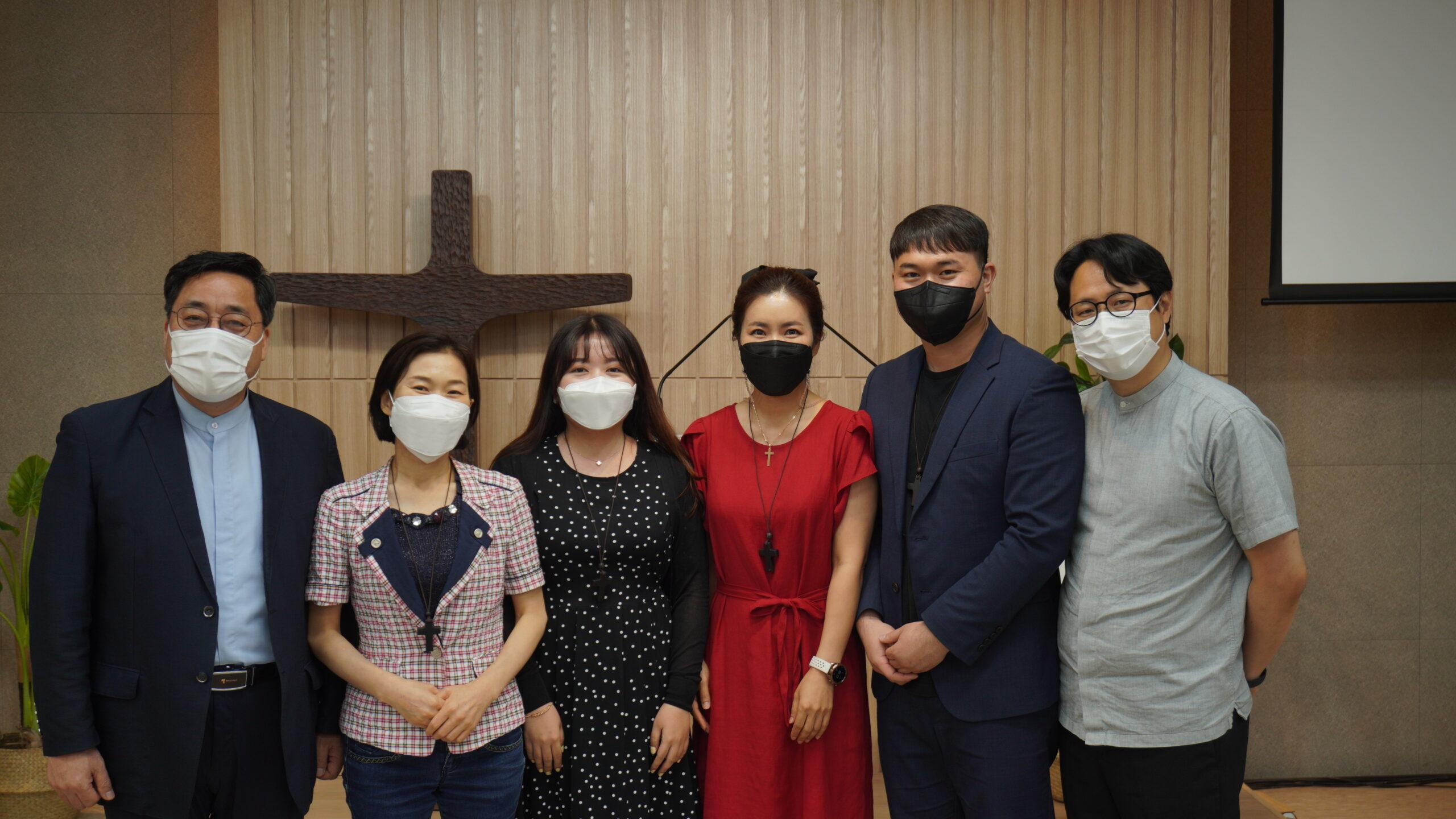 제4기 온라인 평신도 예수동행일기 제자훈련